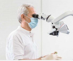 dental leica microsope