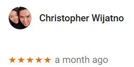 review-Christopher Wijatno